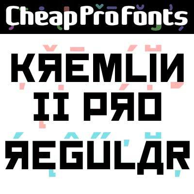 Kremlin II Pro Regular by Vic Fieger