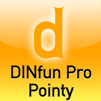 DINfun Pro Pointy
