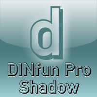 DINfun Pro Shadow