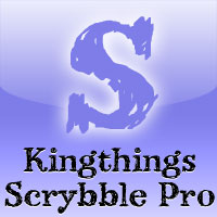 Kingthings Scrybble Pro